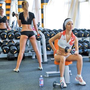Фитнес-клубы Гусева