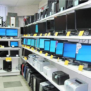 Компьютерные магазины Гусева