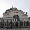 Железнодорожные вокзалы в Гусеве
